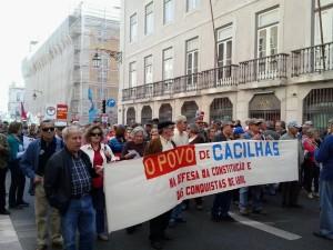 Marcha Lisboa 22
