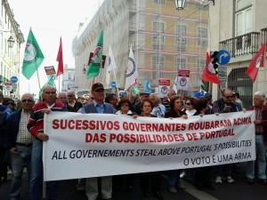 Marcha Lisboa 25
