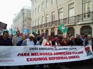 Marcha Lisboa 28