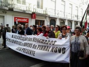 Marcha Lisboa 33